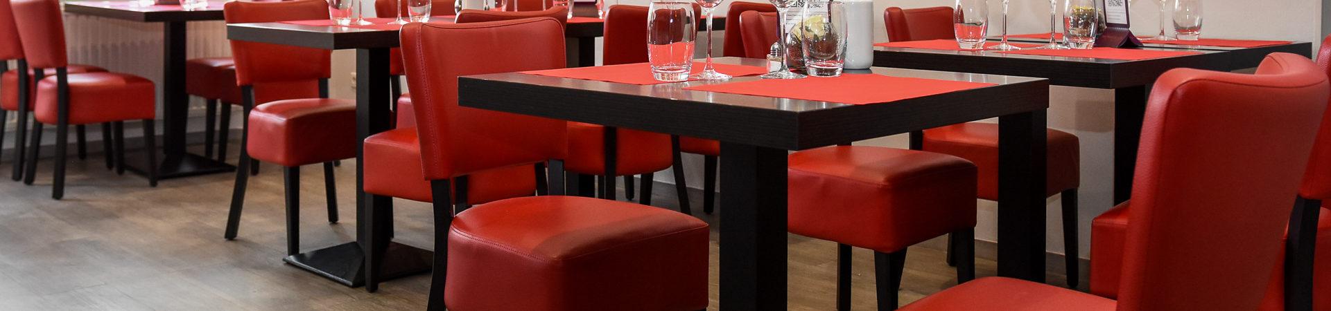 Salle intérieur du restaurant